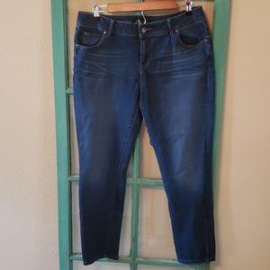 Apt 9 12 Regular skinny leg womens jeans